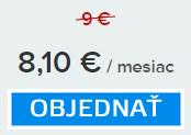 predplatné e-shopu, balíček MINI