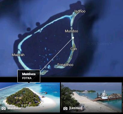 google maps - zdieľanie adresy miesta na smartphone