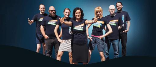 biznisweb team ďakujem za nomináciu na Křišťálovou lupu 2016