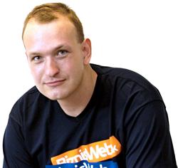 Peter Polakovič, konateľ BiznisWebu