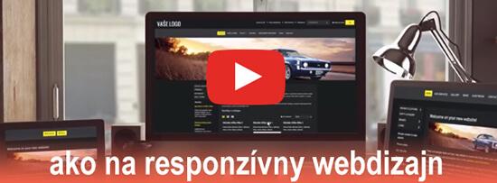 ako na responzívny webdizajn e-shopu a webstránky