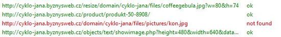 xenu, chyba 404, error page