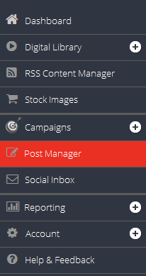 mavsocial - post manager